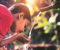 From water stressed to water scarce? Demand to rise, availability declining