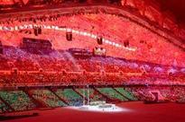 Sochi Olympics off to a glittering start