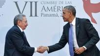 Obama, Castro formally open US-Cuban diplomatic ties