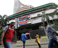 Sensex extends gain for 4th day led by rally in PSU banks