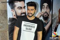Arjun Kapoor: I don't like showing off
