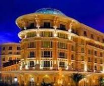 Hotel Leela recovers from day's lows