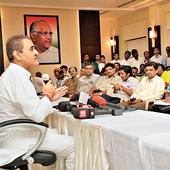 NCP serves 1-day ultimatum on Congress to come clear on seat sharing