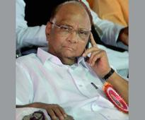 Sharad Pawar bows to SC order, to quit as MCA chief in 6 months