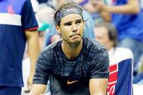 Rafael Nadal knocked out of US Open by Fognini
