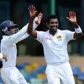 India v/s Sri Lanka: India lose Rahul, Rahane on grassy pitch before lunch