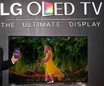 LG aims to sell 500 OLED TVs in 2 months in India
