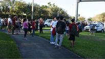 Florida school shooting survivors call for strict gun laws