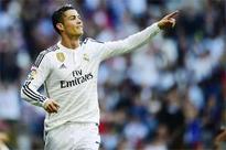 Ronaldo treble helps Real thrash Getafe