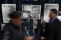 Mexico president vows to reform police, battle organized crime