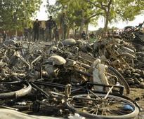 At Least 120 Dead in Nigeria Suicide Attack