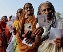 Assam: 55 per cent voting till 3 pm
