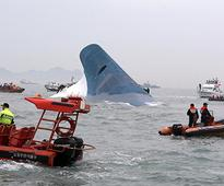 S-Korea ferry mishap: Death toll at 181, rescue operations continue
