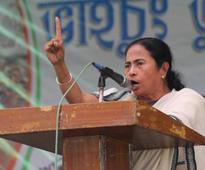 Will not leave an inch to any opposition: Mamata