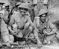 The Indian Army was happier under British rule? Could be true!
