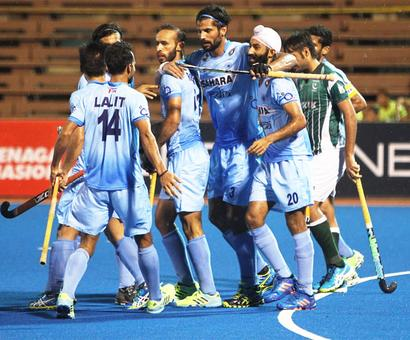 Players unaffected by hype of Indo-Pak tie, says hockey captain Uthappa