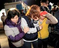 Six dead, 290 missing in S Korea ferry sinking