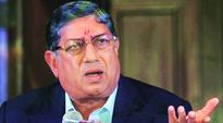After apology, N Srinivasan gets Supreme Court breather