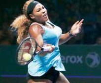 Serena Williams mentions MND in victory speech