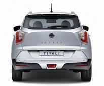 2015 Geneva Motor Show: Ssangyong Tivoli Makes Its Global Debut