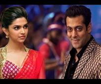 Deepika Padukone to romance Salman Khan in Yash Raj Film