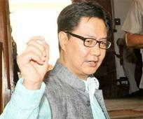 I don't eat beef, media put words in mouth: Rijiju