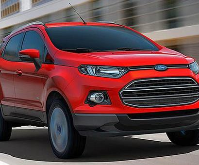 Ford EcoSport: Offers a good balance of power and mileage