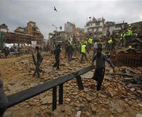 Two Indians killed in Nepal earthquake