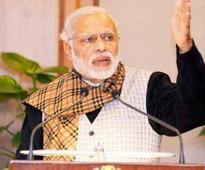 PM Narendra Modi inaugurates Make in India Centre in Mumbai