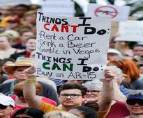US gun lobby blasts anti-gun advocates for 'exploiting' Florida tragedy