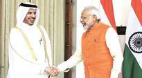 India, Qatar plan joint action on terror financing