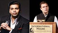 Karan Johar of politics: Twitter reacts to Rahul Gandhi's 'dynast' comment at UC, Berkley