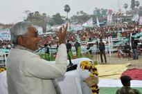 Modi a self-proclaimed PM: Nitish Kumar