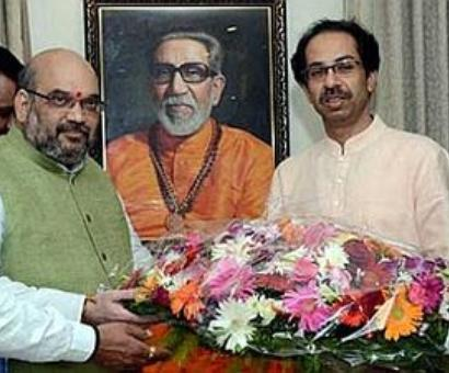Uddhav may attend swearing-in after invite from Fadnavis, Amit Shah