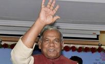 Former Bihar Chief Minister Jitan Ram Manjhi in Delhi for Talks with BJP