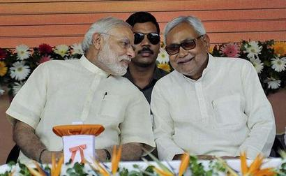 Nitish says no talks held on JD-U joining cabinet