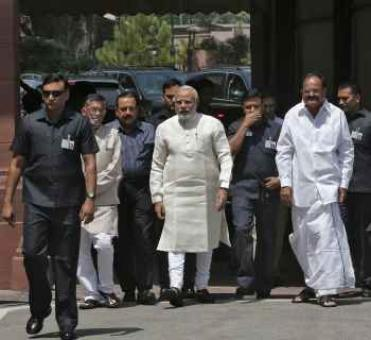 Modi's plans to make ministers redundant