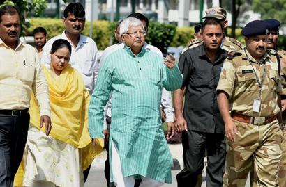CBI grills Lalu for seven hours