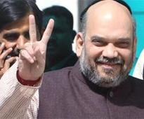 Amit Shah, Modi's close aide, takes charge as BJP president