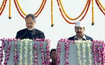Arvind Kejriwal's oath-taking ceremony cost Rs 13.41 lakh