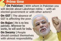 Don't encourage rabble-rousers, urges Narendra Modi
