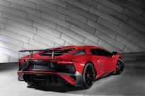Lamborghini Aventador Superveloce revealed (Geneva images added  Update)