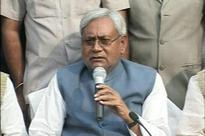 Nitish kumar denies instigating JD(U)-BJP clash