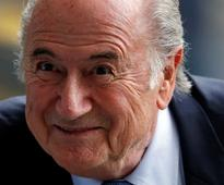 Blatter calls for points deductions against 'offending' football clubs to fight racism