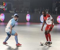 Photos: Mumbai 5s beat Kolkata 5s 4-2 to qualify for final