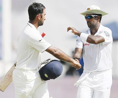 Indian youngsters are good players of spin: Dravid