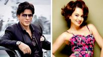 Shah Rukh Khan and Kangna Ranaut to work together in a Sanjay Leela Bhansali film