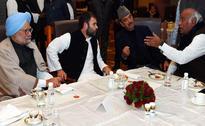 Mallikarjun Kharge Hosts Dinner for Congress MPs