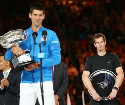 Australian Open: Djokovic powers past Murray for title