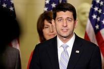 Trump, U.S. House Speaker Ryan meet to discuss policy